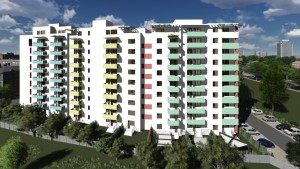 Apartamente Noi ISG Residence II d