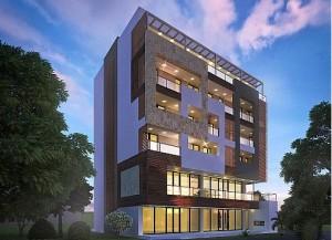 IOR Residence - Apartamente Noi langa Parc